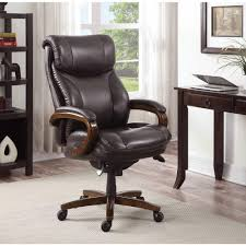 tafford big and tall comfortcore traditions air technology bonded leather executive office chair in vino amazing home depot office chairs 4 modern