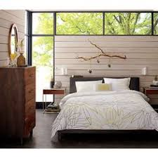 alpine gunmetal bed from cb2 cb2 bedroom furniture