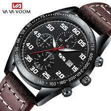VAVA VOOM Brand Men's Sports Waterproof Watch Multifunction ...