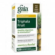 Gaia Herbs, <b>Трифала</b> фрукты, <b>60</b> вегетарианских капсул Разум ...