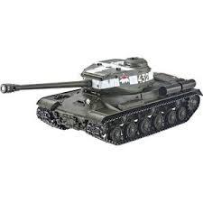 Радиоуправляемый танк Taigen ИС-2 масштаб 1:16 2.4G ...