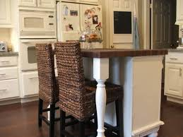 awesome kitchen ideas with seagrass bar stools and kitchen island also white kitchen cabinet with white awesome kitchen bar stools