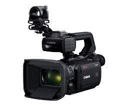 Обзор <b>видеокамер Canon LEGRIA HF</b> G60, XA50 и XA55