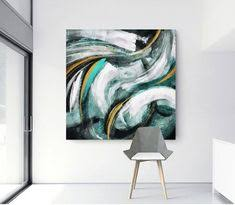 Creative <b>Chinese</b> style <b>Abstract</b> oil painting <b>Minimalist Abstract</b> ...