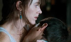Judy Davis and River Phoenix in Dark Blood. It was only shortly before Dark Blood, which was shot in 1993, that she had begun to trust film-makers at last. - Dark-Blood-008