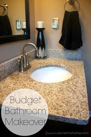 friendly bathroom makeovers ideas: budget bathroom makeover jpg free architectural design software architectural design salary charter high