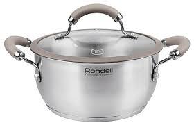 <b>Кастрюля Rondell</b> Balance <b>2 л</b> — купить по выгодной цене на ...