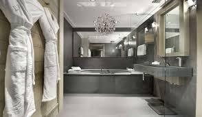 modern contemporary chrome ribbon crystal pendant chandelier contemporary bathroom bathroom chandelier lighting
