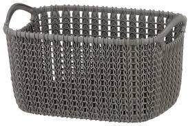 <b>CURVER Корзина Knit XS</b> 14x25x18см — <b>купить</b> по выгодной ...