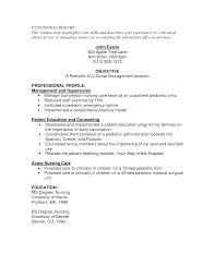 sample new nurse resume sample resume for nurses applying abroad  certificates awards and reference letters nursing portfolio