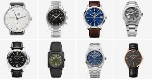 The 25 Best Luxury <b>Watch Brands</b> | HiConsumption