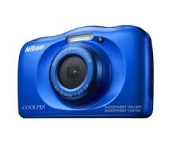 Nikon COOLPIX S33 | 13mp Tough Compact Digital Camera ...