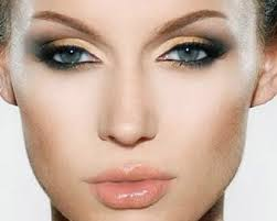 Image result for eye shadow for Small eyes: