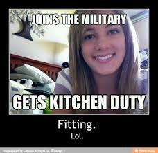 "Memedroid - ""army wife"" by FISTer_Wife via Relatably.com"