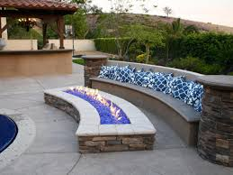 photos outdoor dining table fire patio  simple design landscape outdoor seating with fire pit patio abo