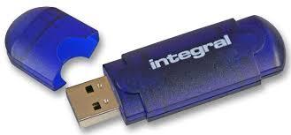 EVO <b>USB Flash Drive</b> - <b>4GB</b> - INTEGRAL | CPC UK