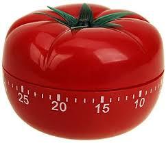 <b>Creative</b> Twist 60 Minute Tomato Shaped <b>Kitchen Timer</b>