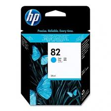 Cartridge <b>HP DesignJet 82 Black</b> 69ml (HP CH565A) - PMEStore