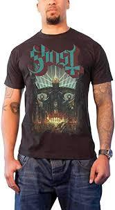 <b>Ghost</b> '<b>Meliora</b>' T-Shirt: Amazon.co.uk: Clothing