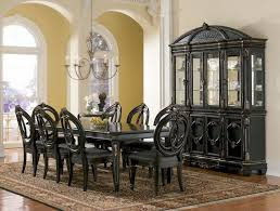 black wood dining room set with fine dining room rustic black and wood dining cheap black wood dining room