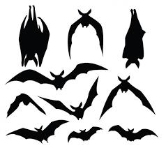 ᐈ <b>Летучая мышь</b> картинки <b>силуэт</b> фото, вектор <b>силуэт</b> летучей ...