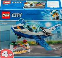 Конструктор <b>LEGO City</b> Police <b>Воздушная</b> полиция: патрульный ...
