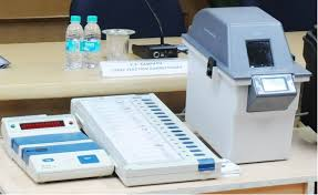 Image result for evm machine with v pad