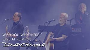 <b>David Gilmour</b> - Wish You Were Here (<b>Live</b> At Pompeii) - YouTube