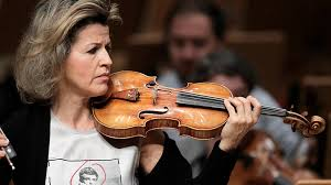German violinist <b>Anne</b>-<b>Sophie Mutter</b> tests positive for coronavirus ...