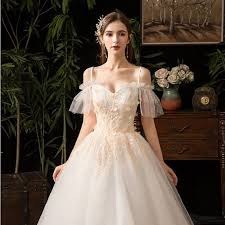 Alilove 2019 <b>New Hot Sale White</b>/Slim/Simple/Luxury Wedding ...