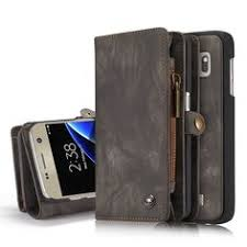 genuine leather case coque for