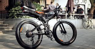 "<b>Folding electric</b> fat bike promises ""moar"" features"