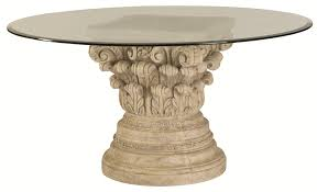 round dining table base: dining room table bases for glass tops marvelous dining table set for wood dining table