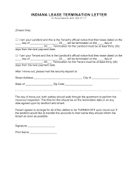na lease termination letter form day notice word na lease termination letter form 30 day notice word pdf fillable forms