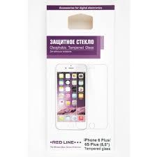 <b>Защитное стекло Red Line</b> для Apple iPhone 6 Plus/6S Plus ...