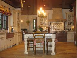 French Country Kitchen Gorgeous Country French Kitchen On French Country Kitchen Design