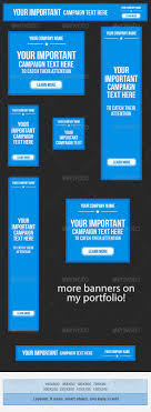 web marketing banner ad templates by admiral adictus graphicriver web marketing banner ad templates banners ads web elements