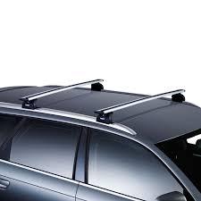 <b>Thule</b> Roof Racks Guide covering <b>Seat Altea</b> XL, MPV 2007 +