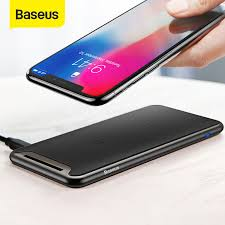 <b>Baseus Triple Coil Wireless</b> Charger Pad For iPhone X Xs Max XR ...