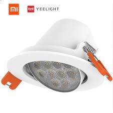 Встраиваемый точечный <b>светильник Xiaomi Yeelight Smart</b> ...