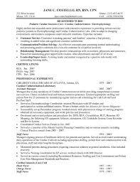 resume registered nurse  template resume registered nurse