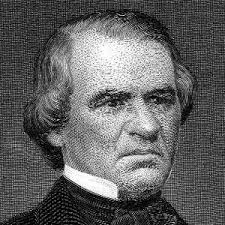 """Andrew Johnson was the first of two presidents who were impeached for political reasons rather than """"high crimes and misdemeanors."""" - andrew-johnson_113856t"""