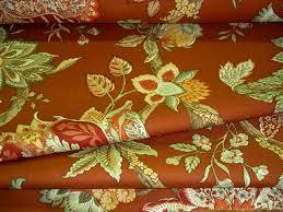 decor linen fabric multiuse: braemore fabrics pattern monrovia oxf color burnt sienna home decor multi use fabric