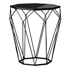katylen-Side Table Side Table, European Iron Art ... - Amazon.com