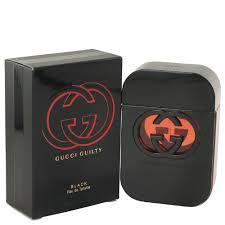 <b>Gucci Guilty Black</b> by Gucci Eau De Toilette Spray 2 5 oz 75 ml for ...
