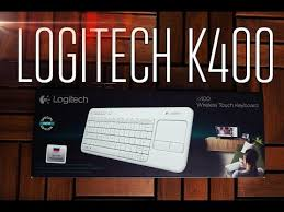 <b>Logitech Wireless Touch Keyboard K400</b> инструкция ...