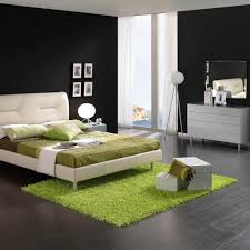 great home decor bedroom design ideas equipped cozy torquoise fur rugs and white wooden chest of black white bedroom design suggestions interior