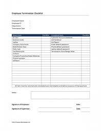 wonderful employee termination checklist word template sample home middot business template middot wonderful employee termination checklist word template sample