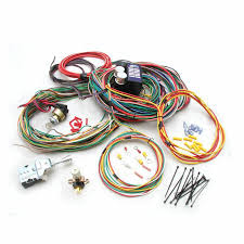 keep it clean wiring accessories auto wiring electrical keep it clean wiring accessories rsloemwp16 1966 1967 chevy ii ss327 main wire harness system