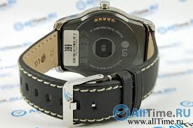 <b>Наручные часы</b> LG Watch-Urbane-W150-<b>Silver</b> — купить в ...